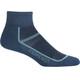 Icebreaker W's Multisport Ultra Light Mini Socks prussian blue/waterfall